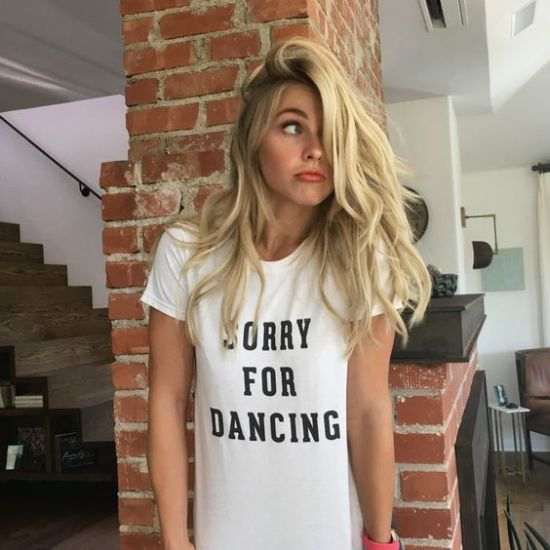 8 Reasons Why To Try Julianne Hough's New Workouts