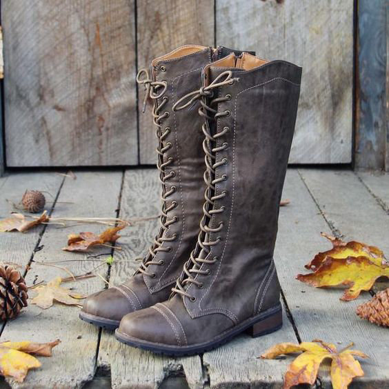 Cute Fall Boots To Rock This Season
