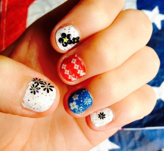 10 Fourth Of July Nails You Must See And Try For Yourself