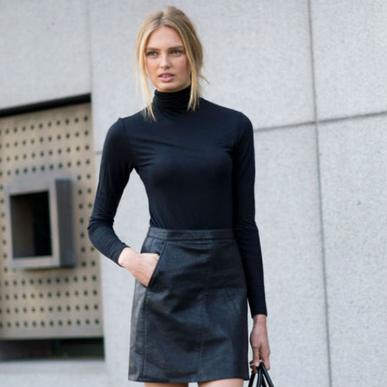 *10 Turtleneck Looks You'll Want To Wear This Autumn