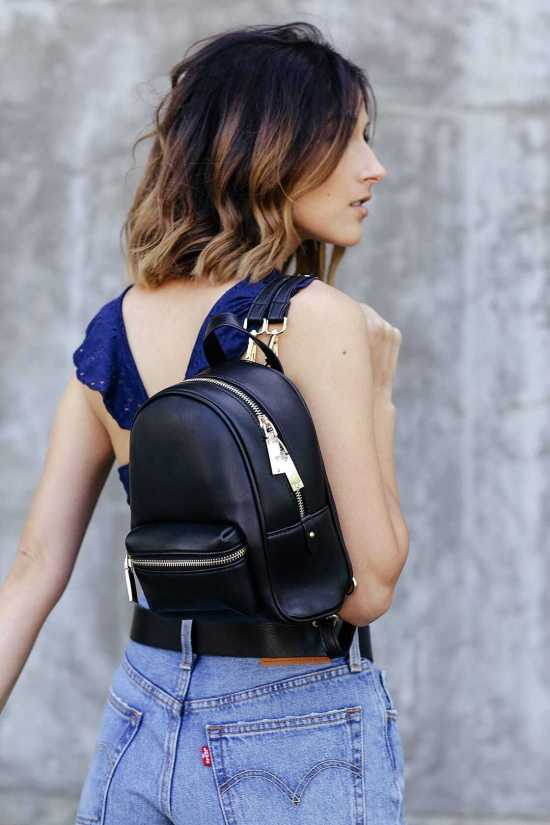 *9 Mini Backpacks To Replace Your Purse