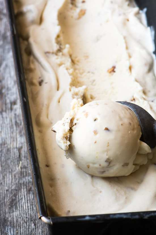 The Best Ice Cream Flavors For Fall