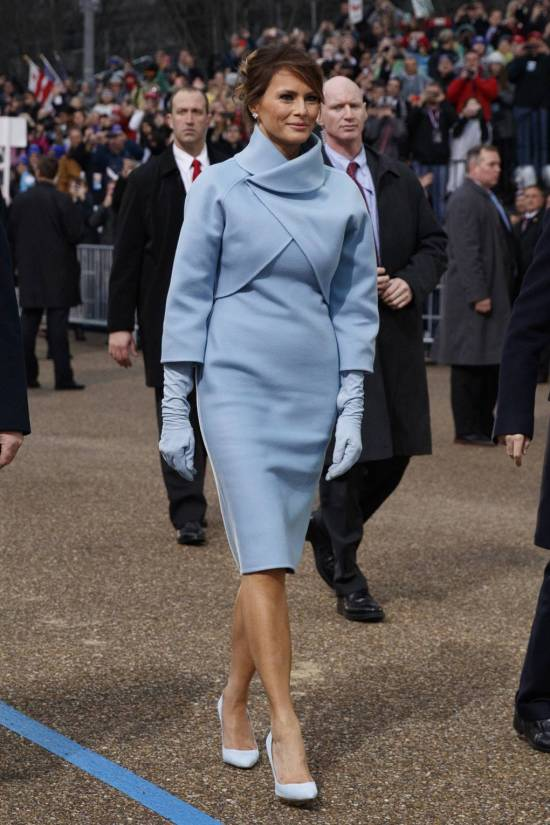Which Fashion Designers Dressed These Big Political Figures