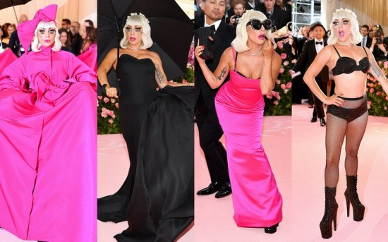 10 Untoppable Lady Gaga Looks