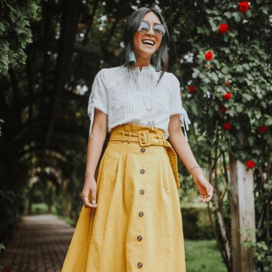 8 Shocking Ways To Wear Yellow This Autumn