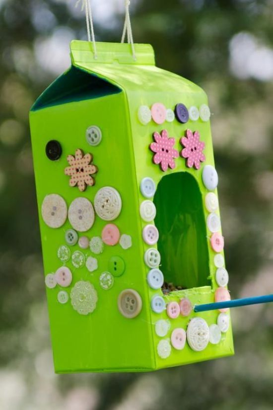 7 recycled DIY ideas to help celebrate Earth day