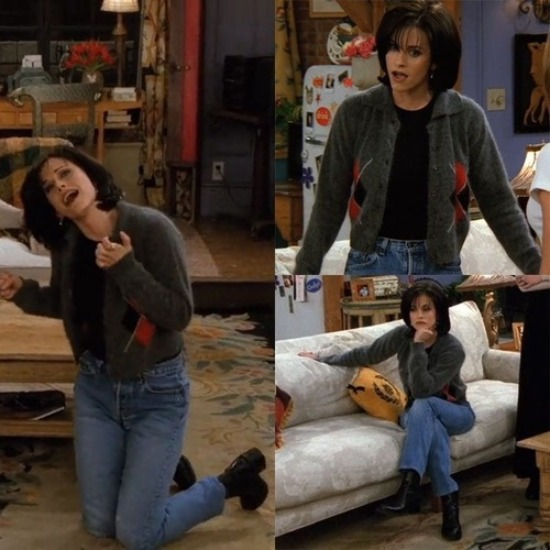 10 Uni Outfits Inspired By Monica Geller