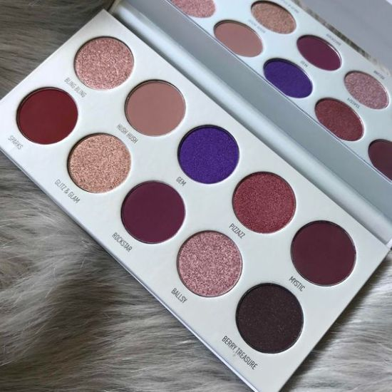 The Most Pigment Eyeshadow Palettes