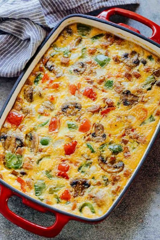 10 Mother's Day Brunch Recipes Your Mom Will Adore