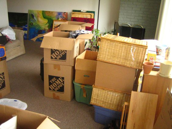 10 Tips To Avoid The Stress Of Move In Day