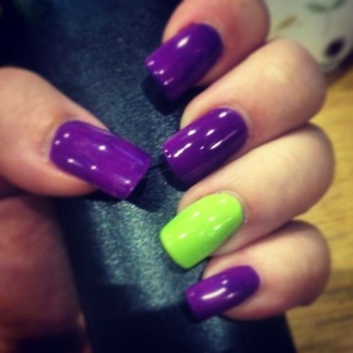 5 Nail Color Combinations That Make You A Fierce Bitch