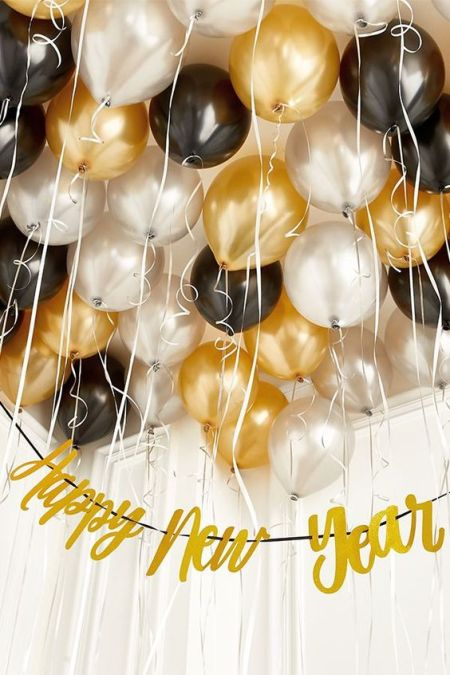 16 Of The Best New Years Eve Party Themes