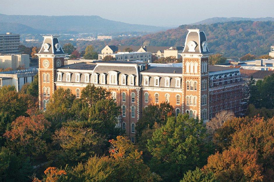Top 10 Hookup Spots at the University of Arkansas