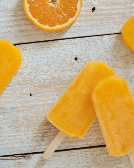 10 Refreshing Ice Lolly Recipes