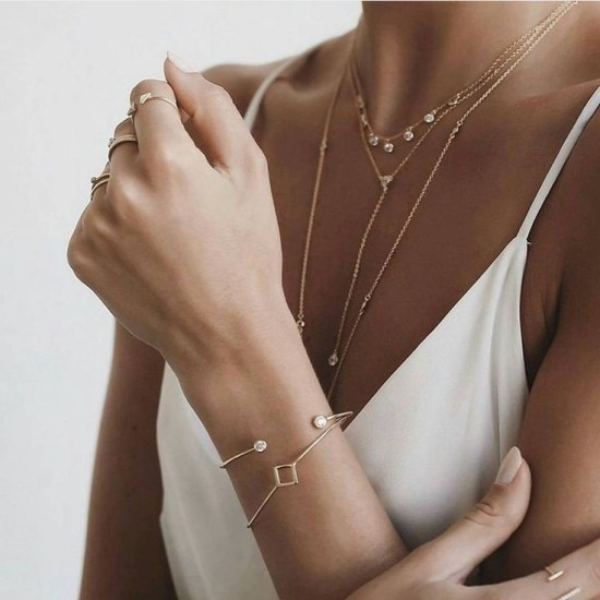 *Simple Jewelry To Own To Spice Up Your Wardrobe