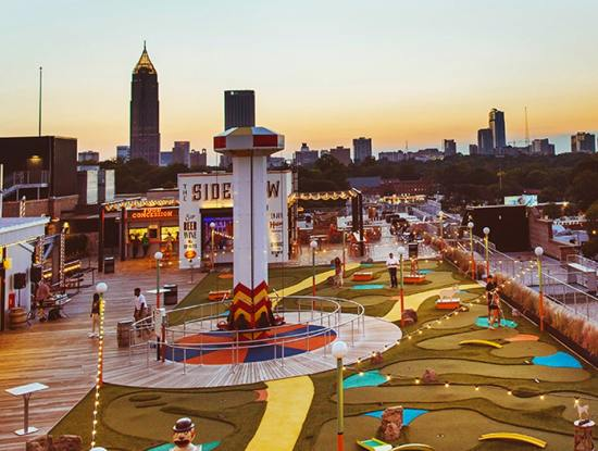 Best Views Of Atlanta's Cityscape For Instagram Pictures