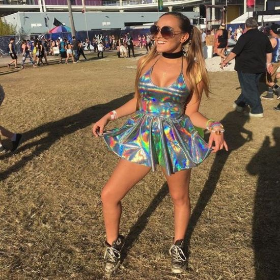 *10 Festival Outfit Ideas You'll Totally Rock At Ultra Music Festival