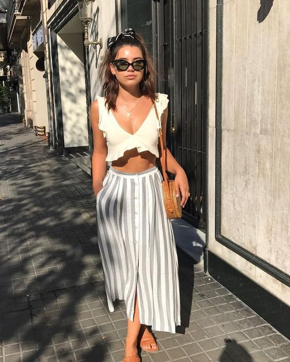 *12 Summer Outfits To Keep You Cool And Cute