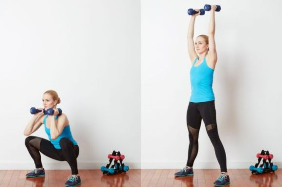 10 Tricep Workouts To Get Your Arms Ready For Summer