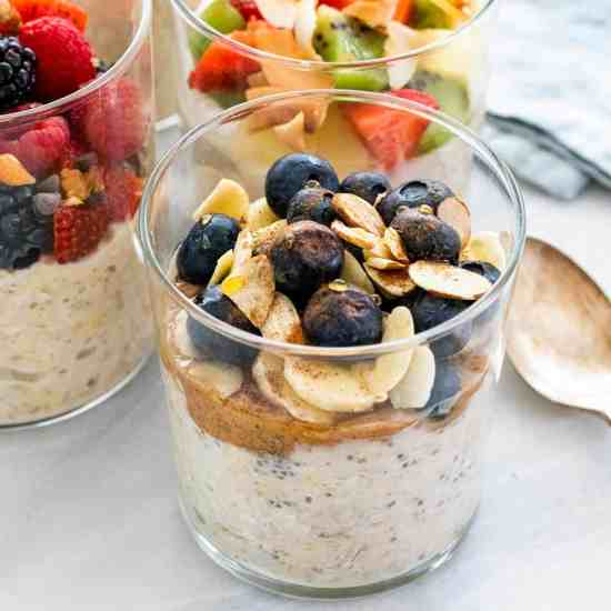 5 Best Healthy Breakfast Options