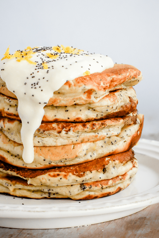 Unique Pancake Recipes You'll Want To Try For Brekkie