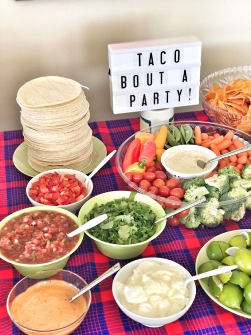 10 Food Ideas That Are Great For Your Next Summer Party