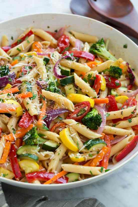 Summer Dinner Recipes To Get Your Veggies In