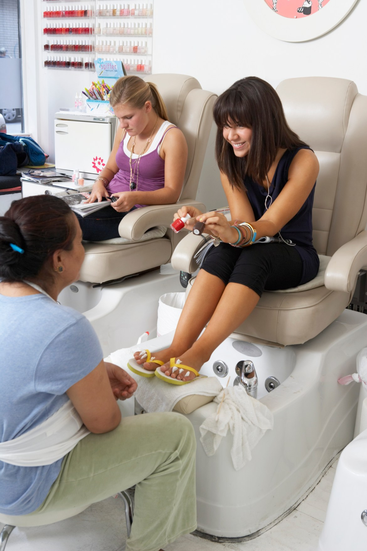 10 Reasons Why You Need To Get A Pedicure Today
