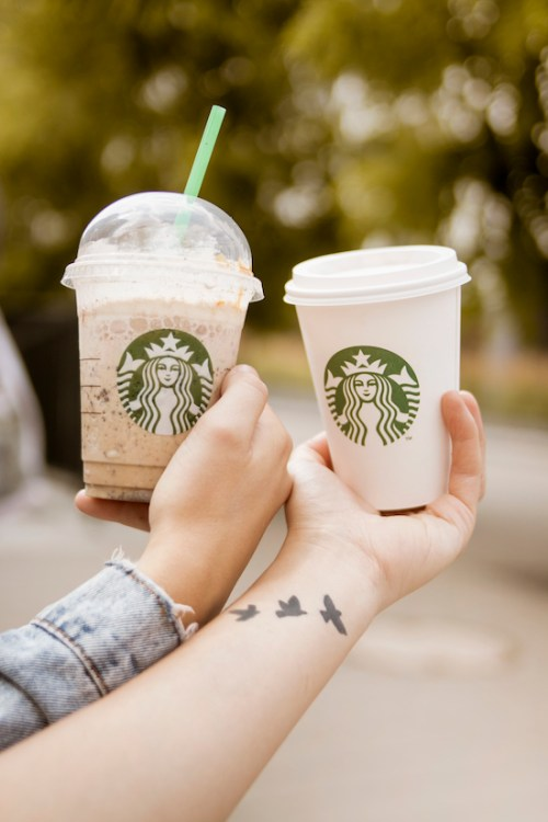 The Best Non-Coffee Drinks To Get At Starbucks