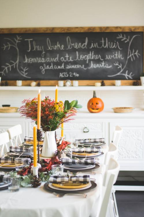 How To Have The Perfect Thanksgiving Date