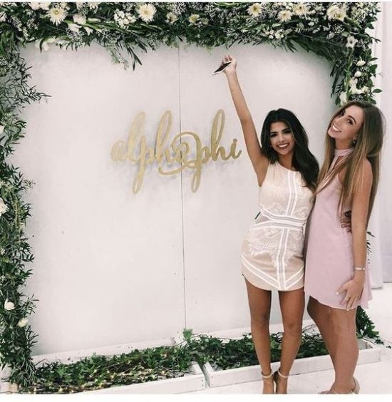 Everything You Need To Know About The Sorority Recruitment Process