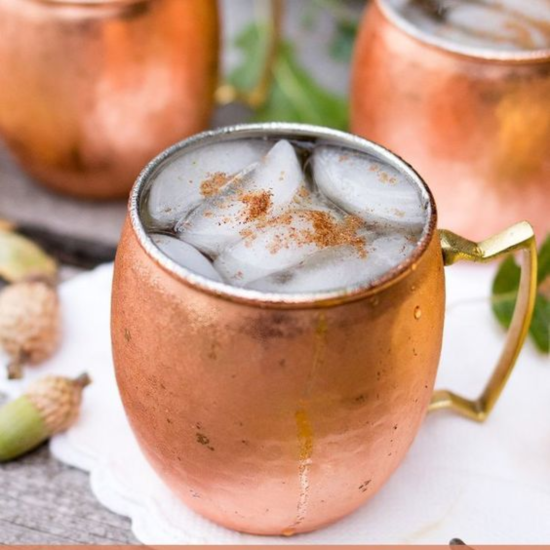 12 Alcoholic Drink Recipes You Can Serve At Thanksgiving