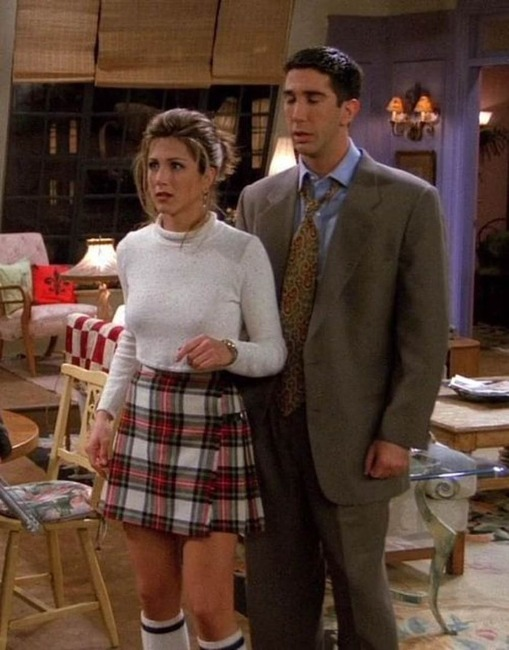10 Uni Outfits Inspired By Rachel Green