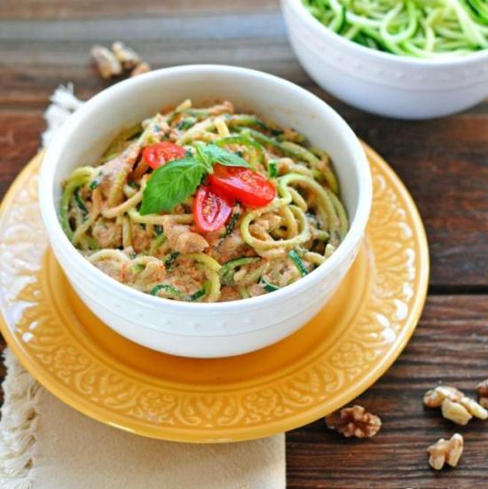 10 Delicious Guilt-Free Pasta Recipes