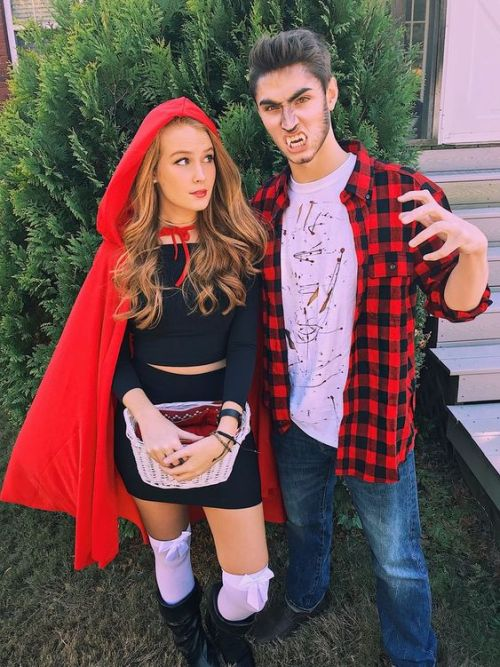 10 Irresistible Couples Costumes For Halloween