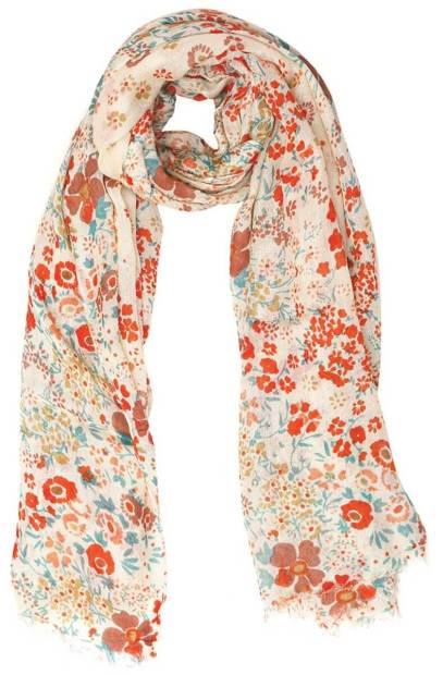 8 Printed Scarves To Wear On A Date