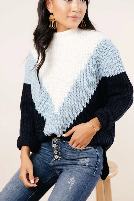 *20 Oversized Sweaters Outfit You'll Live In All Fall Long