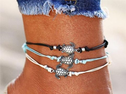 10 Anklets To Rock This Summer
