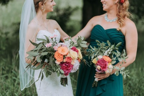 How To Plan A Farmers Market Wedding