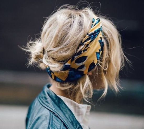 10 Bold and Trendy Updos for Short Hair