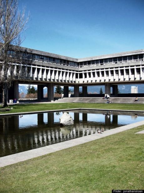 5 Hookup Spots At Simon Fraser University