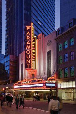 paramount, theater