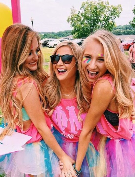 The Top Sorority Recruitment Ideas That Will Have PNMs Rushing To Join