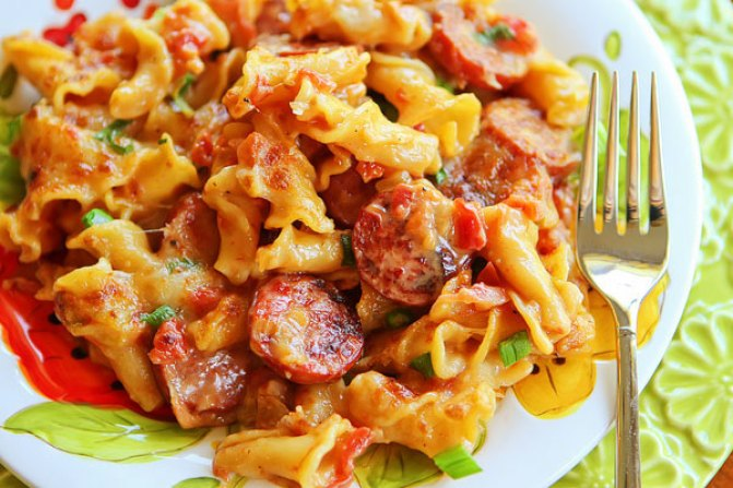 Tips For Slicing Up A Typical Pasta Dinner.