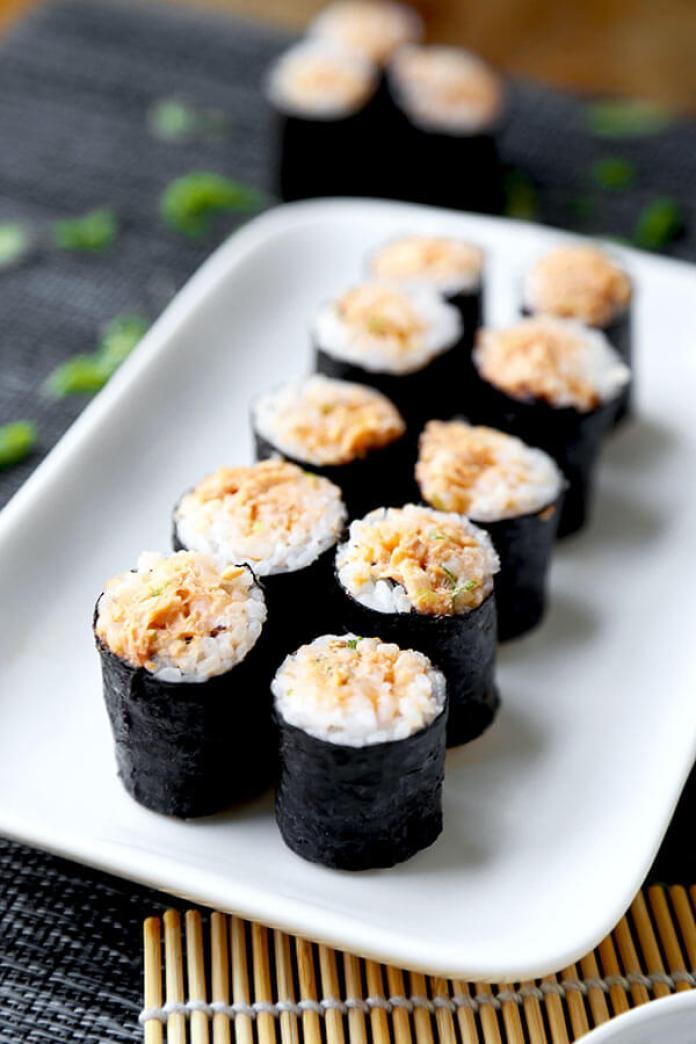 5 DIY Sushi Recipes You Can Make At Home