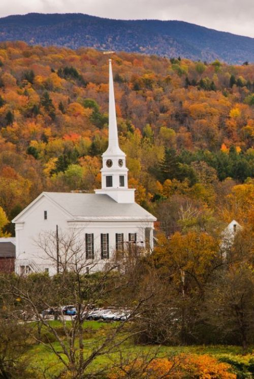 13 Best Fall Foliage Spots To Have A Picnic