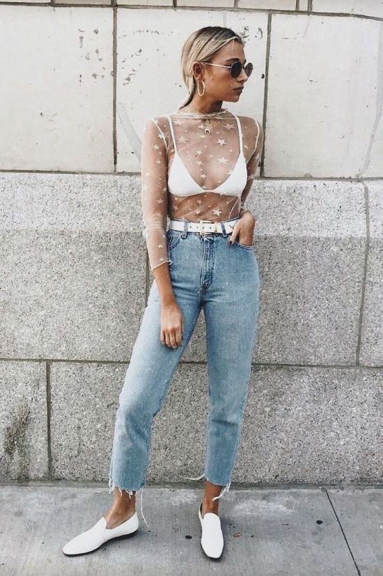 5 Sheer Fashion Pieces That Will Make You Feel Like A Super Model