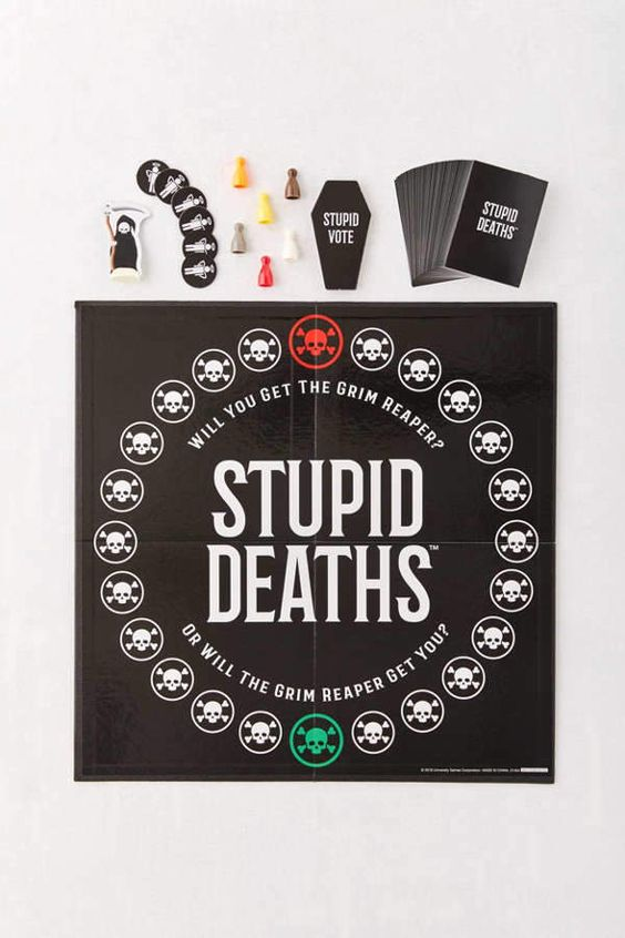 10 Hilarious Adult Games To Bring To Your Next Game Night