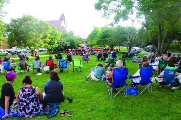 Best Ways to Enjoy Outdoor Summer Concert.