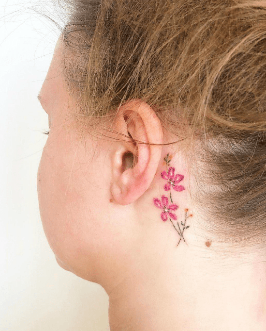 Best Spots For Half-Secret Tattoos